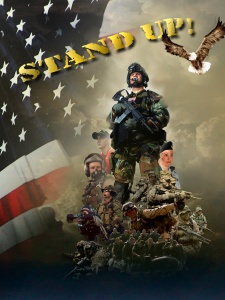 courtesy of Ken Chandler www.columellaarts.com Lord, bless every person who serves or who has served as well as their families in the exact way they need. We are land of the free only because of the brave. Thank You! In Jesus' name, Amen