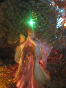 Holy One, You are the Source of our joy. Magnificent and wonderful, all the hard things pale in the Light of Your eternal plan. All I want to see this Christmas is You. By focusing on You and what You have done and how You did it and reflecting on what You promise to come, I sense Your joy in Your giving and You give me Your strength. Lord, thank You for Your love. Thank You for Your care. Thank You for Christmas and the reason You came. I have hope and can look forward only because of You. Thank You for holding me close when human means of celebration hurt. You are all that I want and all that I need. In Jesus' name, Amen